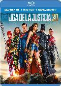 Comprar LIGA DE LA JUSTICIA - BLU RAY 3D -