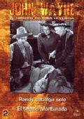 Comprar OLECCION JOHN WAYNE Nº 4: RANDY CABALGA SOLO + EL TEJANO AFORTUN