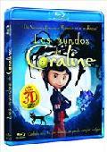 Comprar LOS MUNDOS DE CORALINE 2D Y 3D (BLU-RAY)