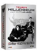 Comprar PACK TRILOGIA MILLENIUM (DVD)