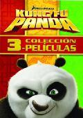 Comprar PACK KUNG FU PANDA 1-3 (DVD)
