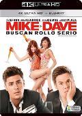 Comprar MIKE Y DAVE BUSCAN ROLLO SERIO (4K UHD+BLU-RAY)