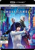 Comprar GHOST IN THE SHELL: EL ALMA DE LA MAQUINA - 4K UHD + BLU RAY -