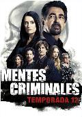 Comprar MENTES CRIMINALES. LA DUODÉCIMA TEMPORADA COMPLETA - DVD -