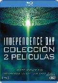 Comprar INDEPENDENCE DAY 1+2 - BLU RAY -