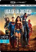Comprar LIGA DE LA JUSTICIA - 4K UHD + BLU RAY -