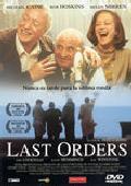 Comprar LAST ORDERS (DVD)