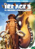 Comprar ICE AGE 3 - EL ORIGEN DE LOS DINOSAURIOS   DVD