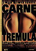 Comprar CARNE TREMULA DVD