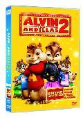 Comprar ALVIN Y LAS ARDILLAS 2 (DVD)