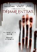 Comprar DEJAME ENTRAR (DVD)