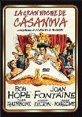 Comprar LA GRAN NOCHE DE CASANOVA (DVD)