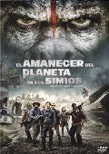 Comprar EL AMANECER DEL PLANETA DE LOS SIMIOS (DVD)