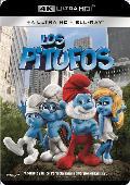 Comprar LOS PITUFOS 1 - 4K UHD + BLU RAY -