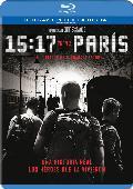 Comprar 15:17 TREN A PARIS - BLU RAY -