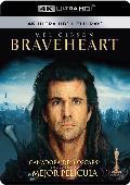 Comprar BRAVEHEART - 4K UHD + BLU RAY -