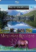 Comprar PAISAJES EN HD: LAS MONTAÑAS ROCOSAS (BLU-RAY)