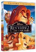 Comprar EL REY LEON 2: EL TESORO DE SIMBA (DVD)