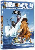 Comprar ICE AGE 4: LA FORMACION DE LOS CONTINENTES (DVD)