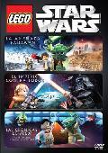 Comprar TRILOGIA STAR WARS LEGO (DVD)