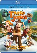 Comprar LAS AVENTURAS DE TADEO JONES (BLU-RAY 3D+2D+DVD)