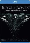 Comprar JUEGO DE TRONOS - BLU RAY - TEMPORADA 4