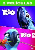 Comprar RIO 1 + RIO 2 - DVD -