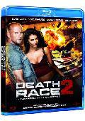 Comprar DEATH RACE 2: LA CARRERA DE LA MUERTE 2 (BLU-RAY)