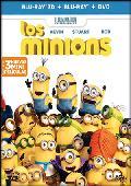 Comprar LOS MINIONS (BLU-RAY 3D+2D+DVD)