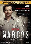 Comprar NARCOS: TEMPORADA 1 (DVD)