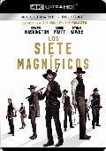 Comprar LOS SIETE MAGNIFICOS (4K UHD+BLU-RAY)