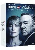 Comprar HOUSE OF CARDS - DVD - TEMPORADAS 1-5