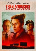 Comprar TRES ANUNCIOS EN LAS AFUERAS - DVD -