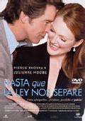 Comprar HASTA QUE LA LEY NOS SEPARE (DVD)
