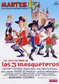 Comprar LA LOCA HISTORIA DE LOS 3 MOSQUETEROS