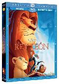 Comprar EL REY LEON: EDICION DIAMANTE (COMBO BLU-RAY + DVD)