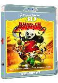 Comprar KUNG FU PANDA 2 (BLU-RAY 3D)