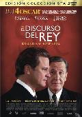 Comprar EL DISCURSO DEL REY: ED. COLECCIONISTA (DVD)