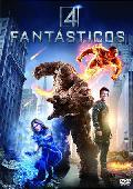Comprar CUATRO FANTASTICOS (DVD)