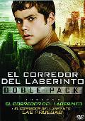 Comprar PACK EL CORREDOR DEL LABERINTO 1+2 (DVD)