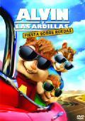 Comprar ALVIN Y LAS ARDILLAS FIESTA SOBRE RUEDAS (DVD)