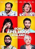 Comprar 8 APELLIDOS CATALANES (DVD)