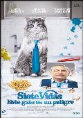 Comprar SIETE VIDAS. ESTE GATO ES UN PELIGRO (DVD)