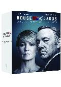 Comprar HOUSE OF CARDS - BLU RAY - TEMPORADAS 1-5