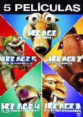 Comprar ICE AGE 1-5 - DVD -