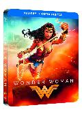 Comprar WONDER WOMAN - BLU RAY - STEELBOOK