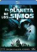 Comprar EL PLANETA DE LOS SIMIOS (2001) (BLU-RAY)