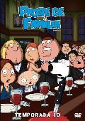 Comprar PADRE DE FAMILIA: TEMPORADA 10 (DVD)