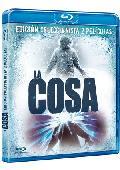 Comprar LA COSA (1982) + LA COSA (2011) (BLU-RAY)