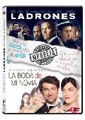 Comprar LADRONES + LA BODA DE MI NOVIA: EMPAREJA2 (DVD)
